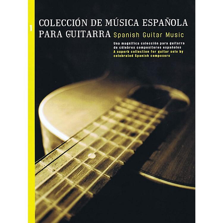Music SalesSpanish Music for Guitar Music Sales America Series