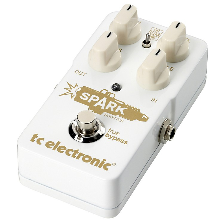 TC Electronic Spark Booster Guitar Effects Pedal  888365856070