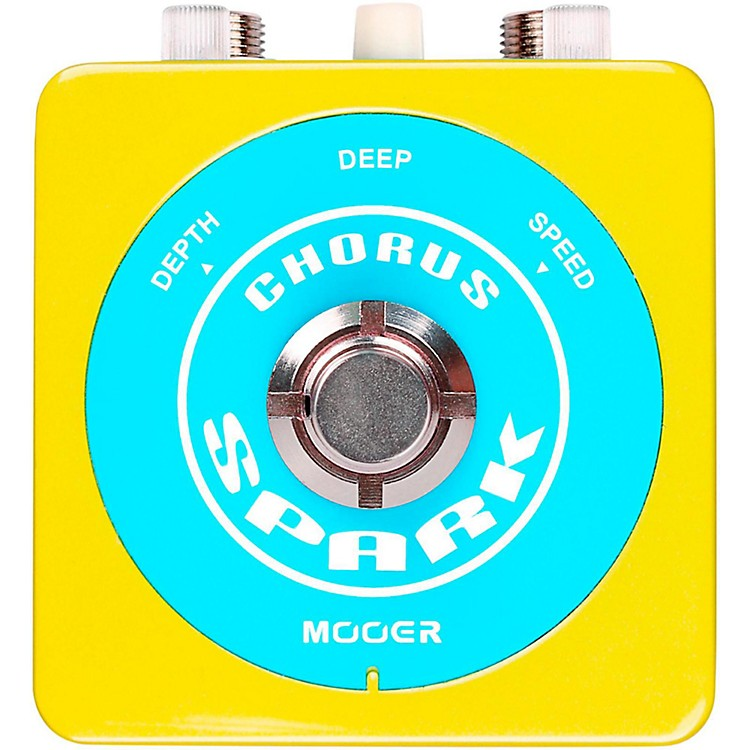 Mooer Spark Chorus Guitar Effects Pedal