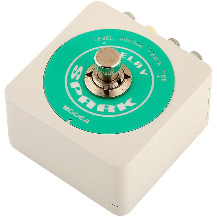 MooerSpark Distortion Guitar Effects Pedal