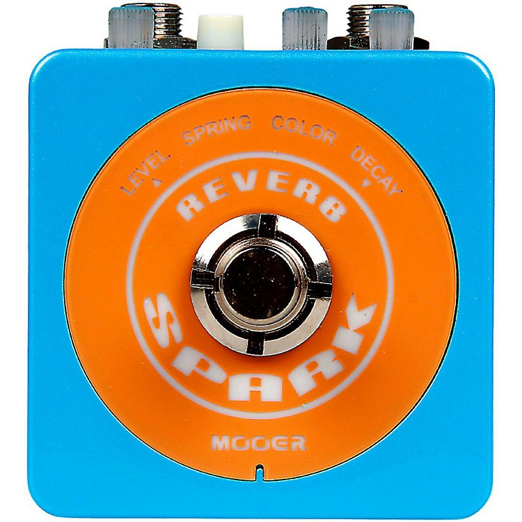 MooerSpark Reverb Guitar Effects Pedal