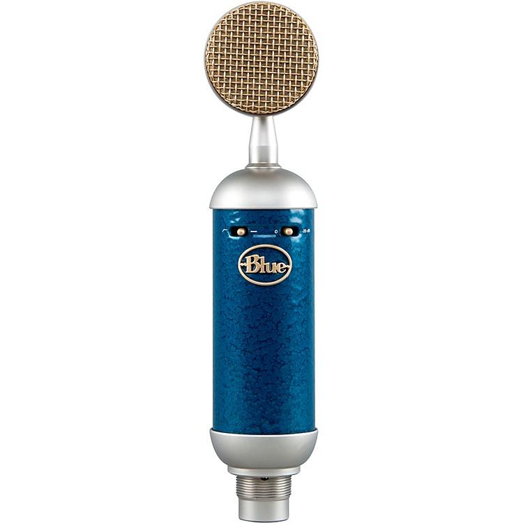 BLUESpark SL Large-Diaphragm Studio Condenser Microphone HammertoneBlue