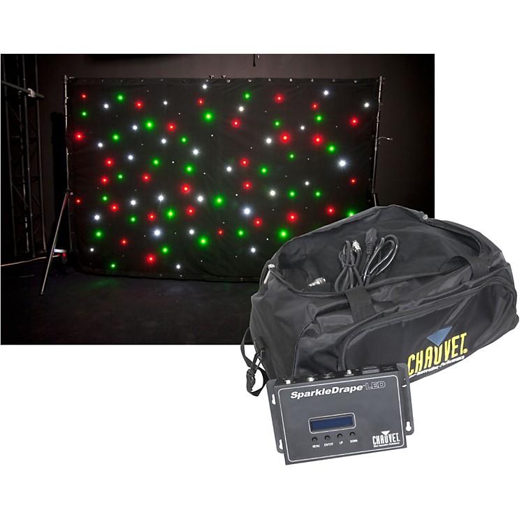 CHAUVET DJSparkle Drape LED 10X7 RGBW