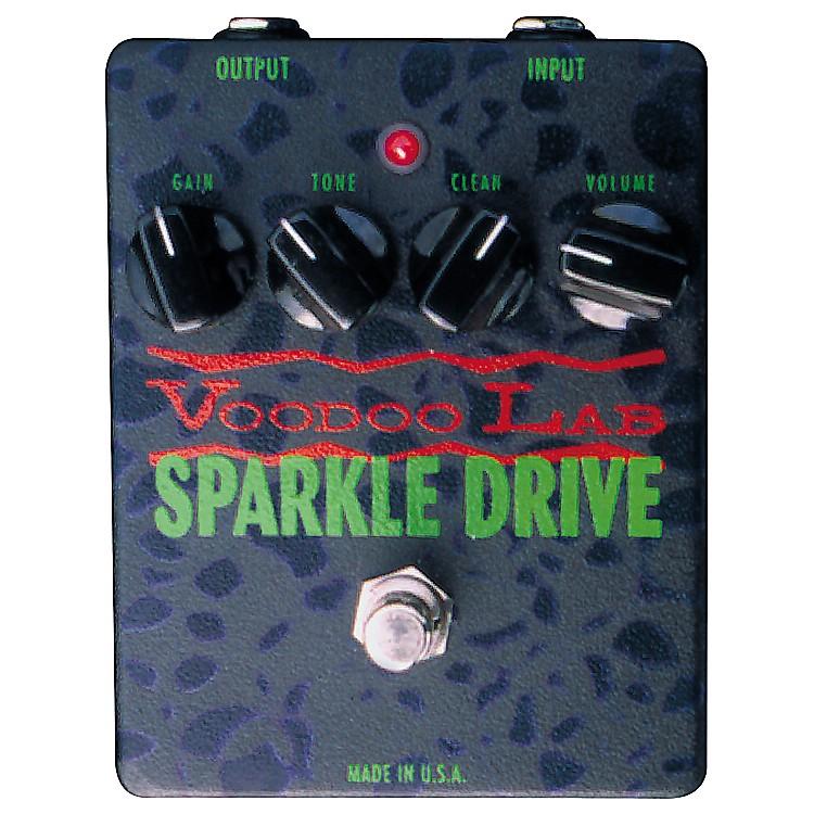 Voodoo LabSparkle Drive Pedal