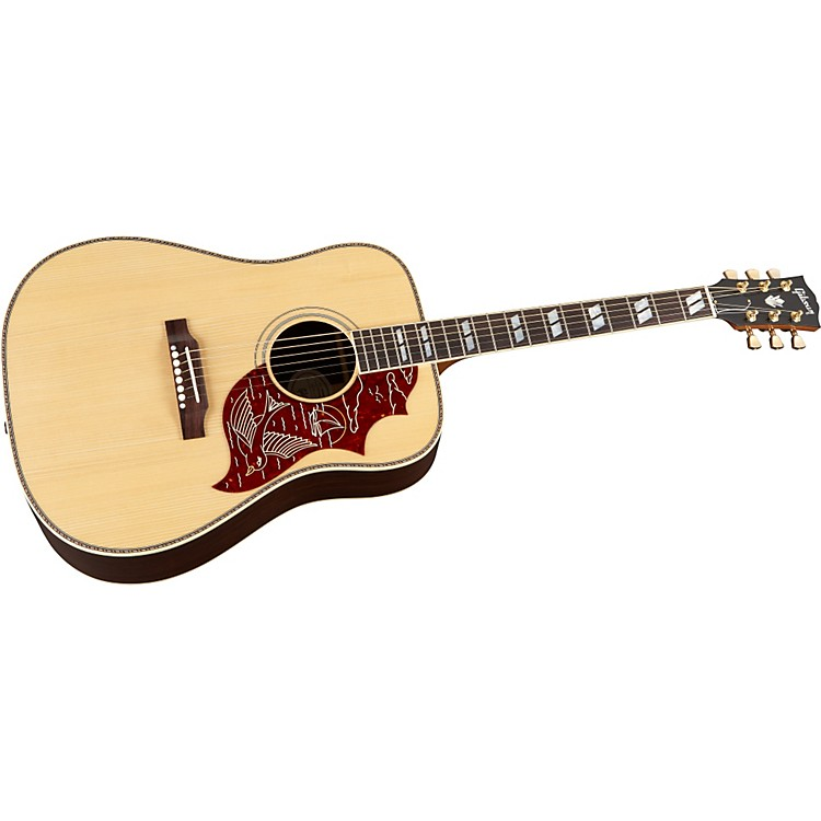 Gibson Sparrow Dreadnought Acoustic Guitar Natural