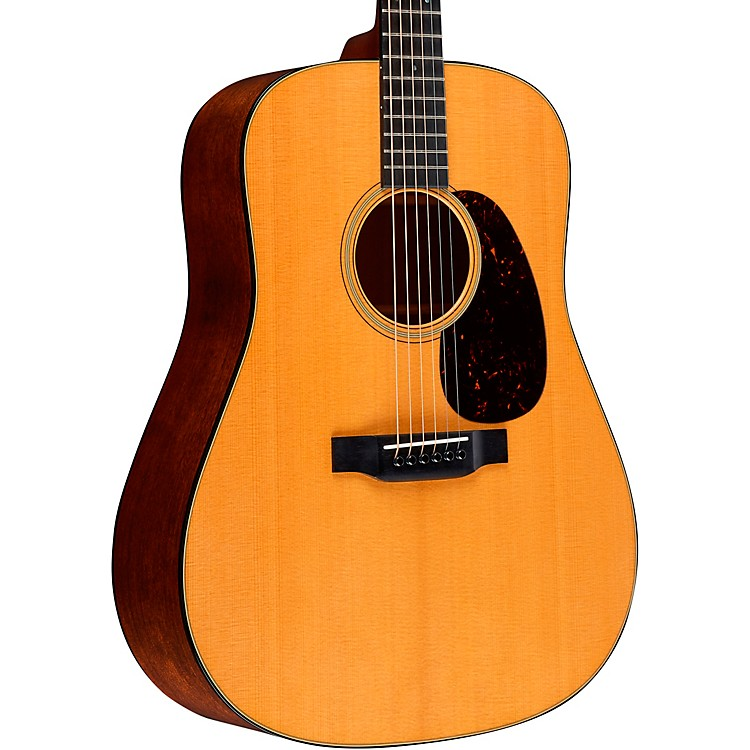 MartinSpecial 18 Style Dreadnought VTS GuitarNatural