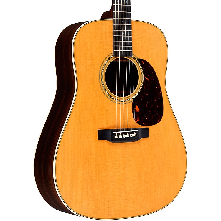 MartinSpecial 28 Style Dreadnought VTS Acoustic GuitarNatural