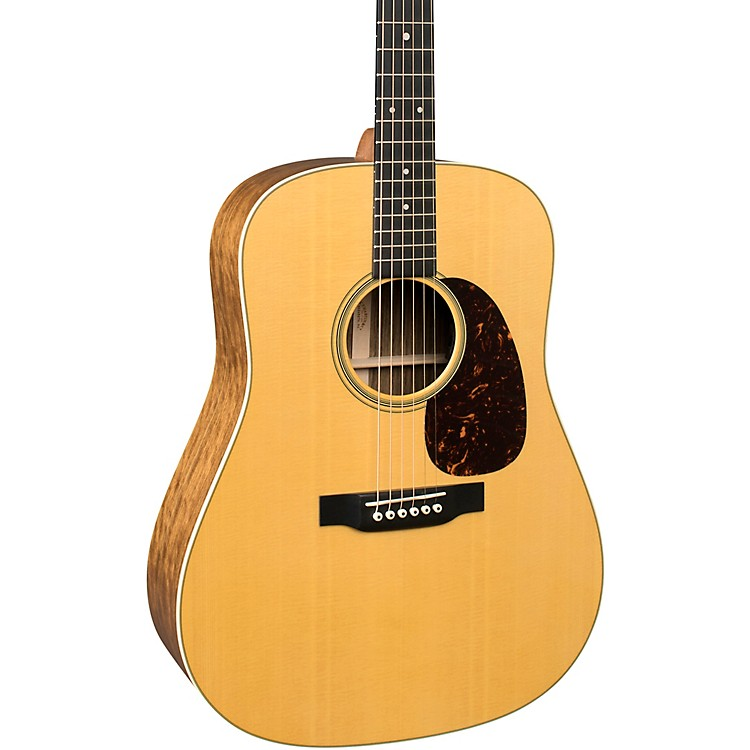 Martin Special D Ovangkol Dreadnought Acoustic-Electric Guitar Natural