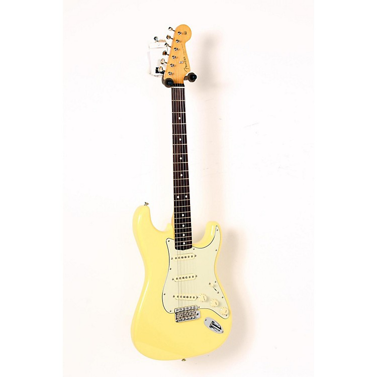 Fender Special Edition '60s Stratocaster Electric Guitar Canary Diamond 888365911045