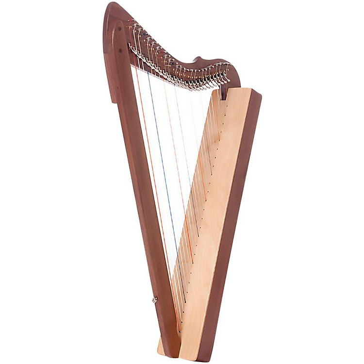Rees Harps Special Edition Fullsicle Harp Walnut