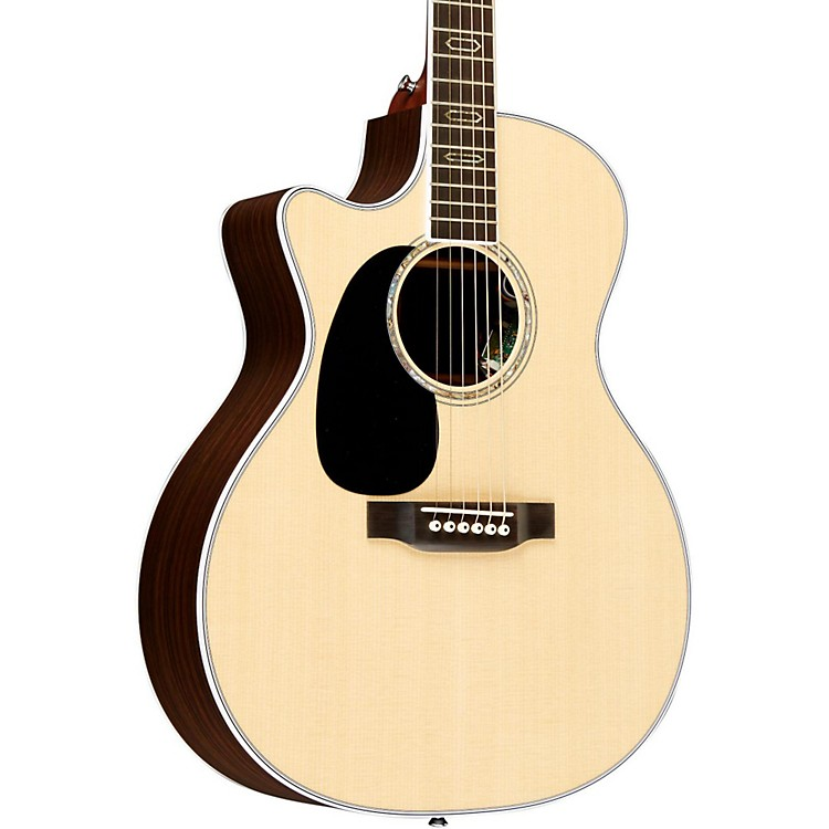 martin special edition gpc aura gt grand performance left handed acoustic electric guitar music123. Black Bedroom Furniture Sets. Home Design Ideas