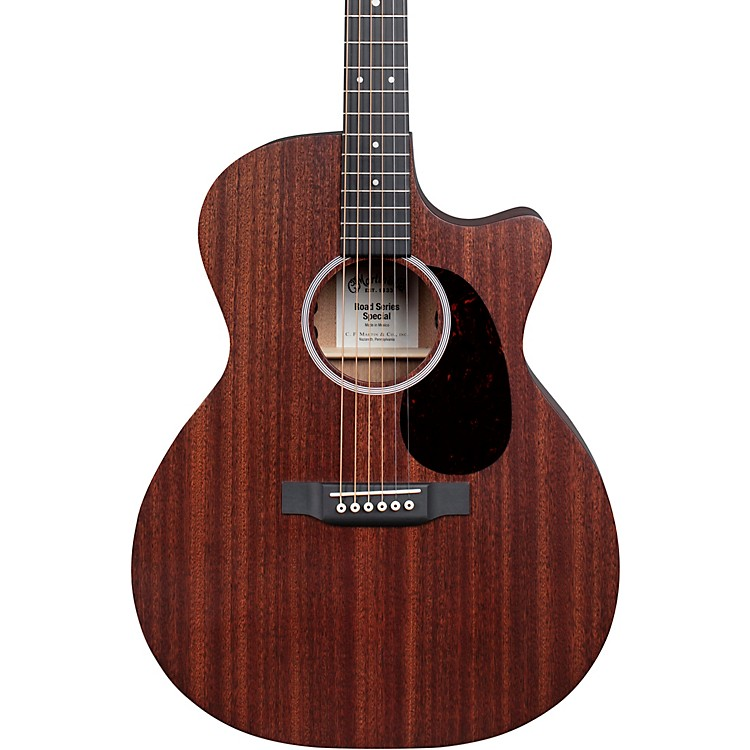 MartinSpecial GPC Style 10 Road Series Acoustic-Electric GuitarNatural