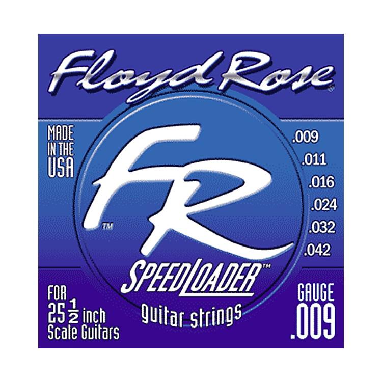 Floyd RoseSpeed Loader Strings - .009 - .042
