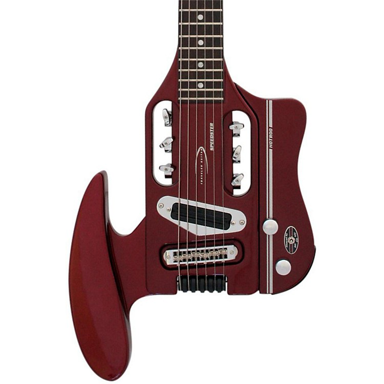 Traveler GuitarSpeedster Hot Rod Travel Guitar