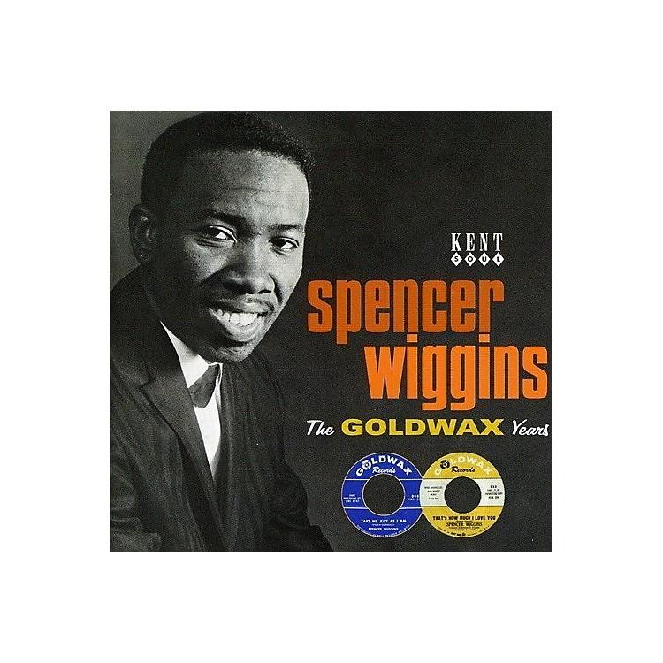 AllianceSpencer Wiggins - Goldwax Years