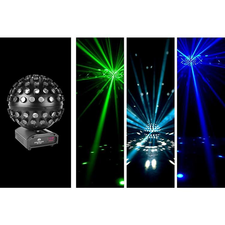 American DJSpherion LED Tri Color Lighting Fixture