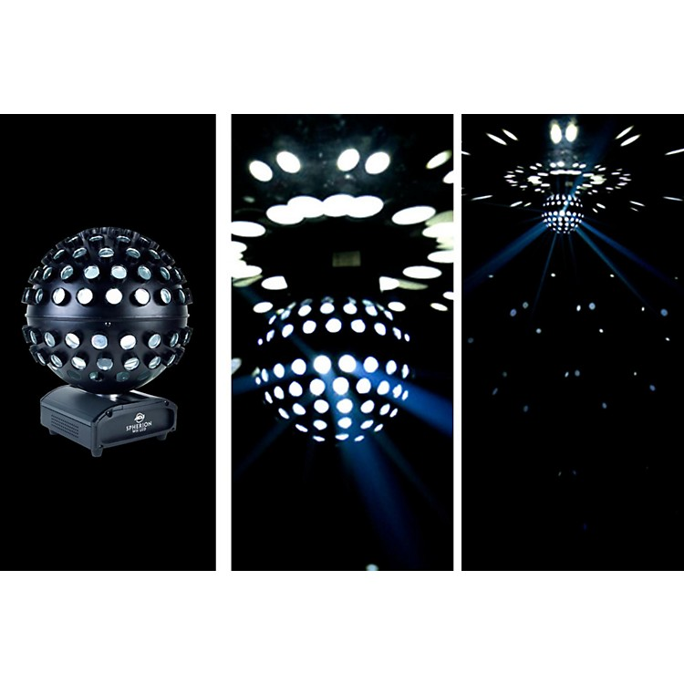 American DJ Spherion WH LED