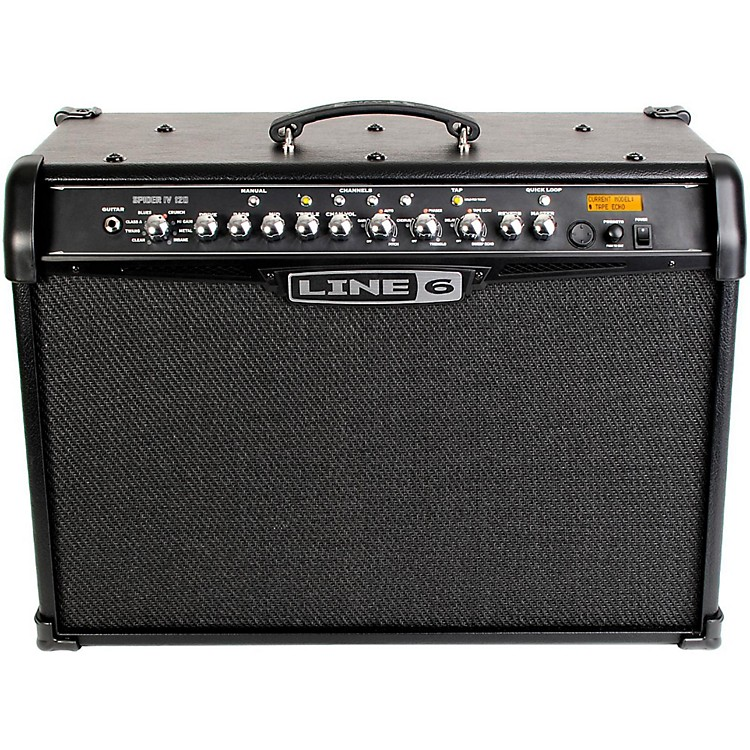 Line 6Spider IV 120 120W 2x10 Guitar Combo Amp