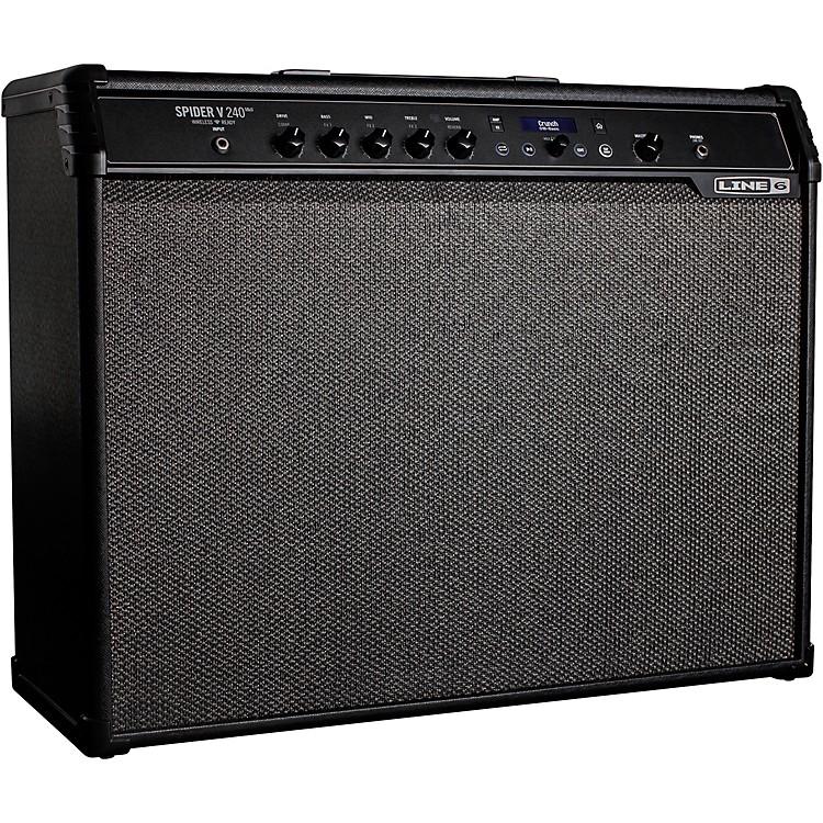 Line 6Spider V 240 MKII 240W 2x12 Guitar Combo AmpBlack