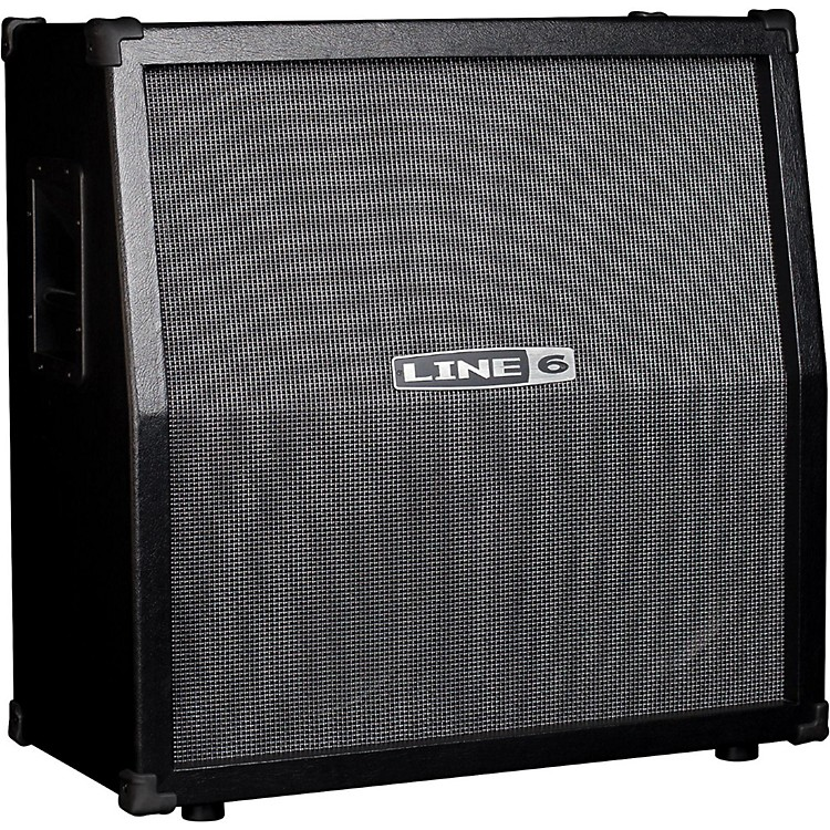 Line 6 Spider V 412 320W 4x12 Guitar Speaker Cabinet Black