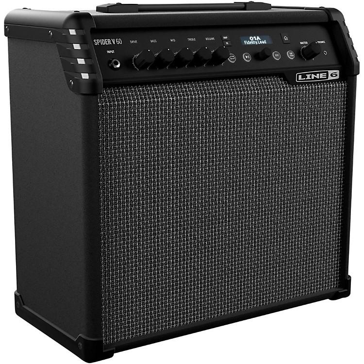 Line 6Spider V 60 60W 1x10 Guitar Combo Amp