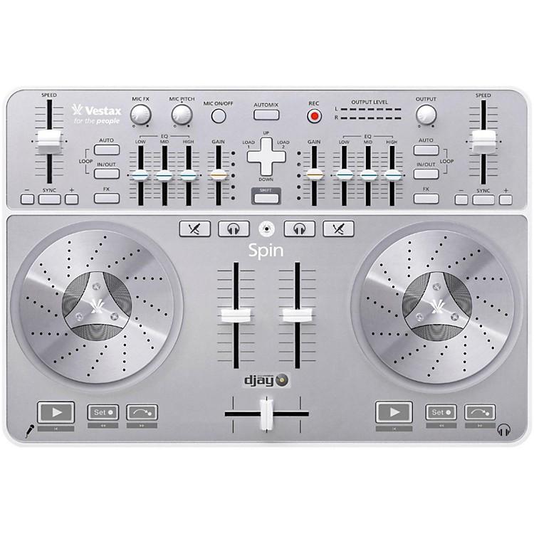 VestaxSpin DJ USB Controller