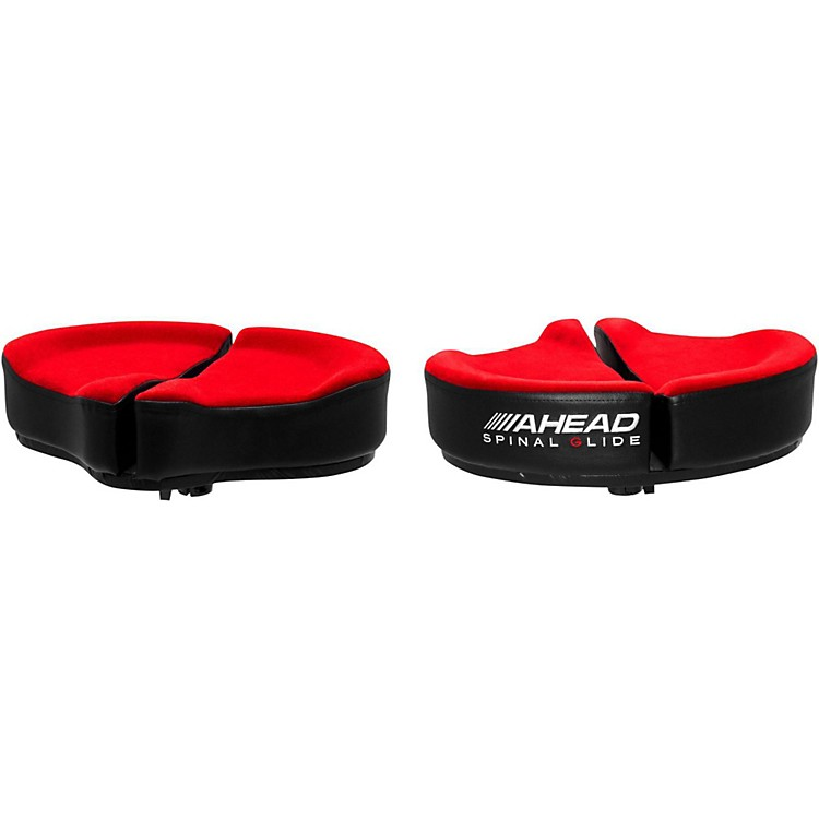 Ahead Spinal G Saddle Throne Top Red