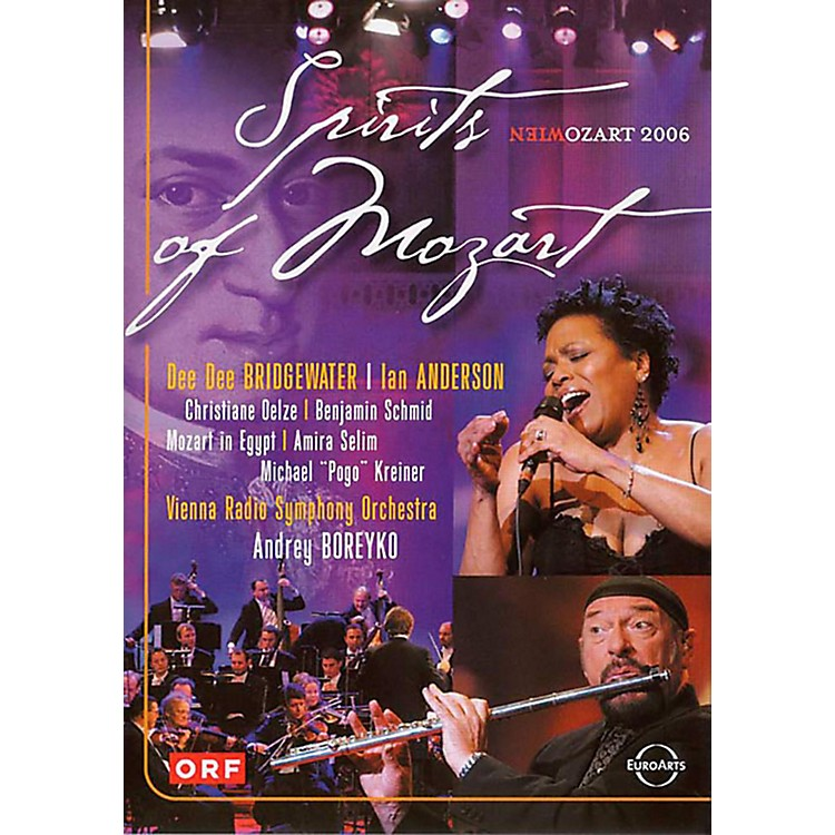 Alfred Spirits of Mozart - DVD