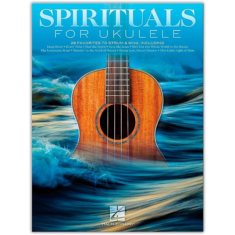Hal LeonardSpirituals for Ukulele - 28 Favorites to Strum & Sing