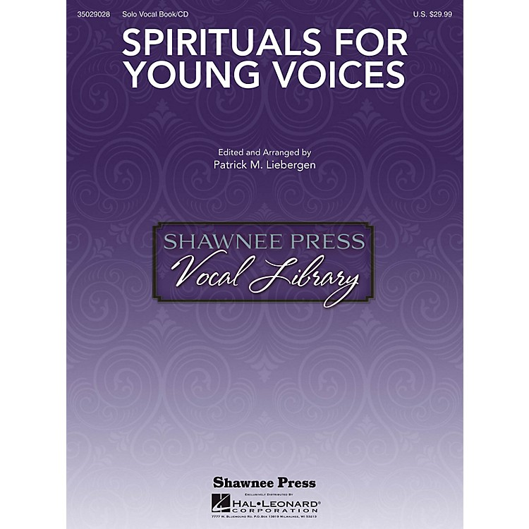 Shawnee PressSpirituals for Young Voices Voice and Piano