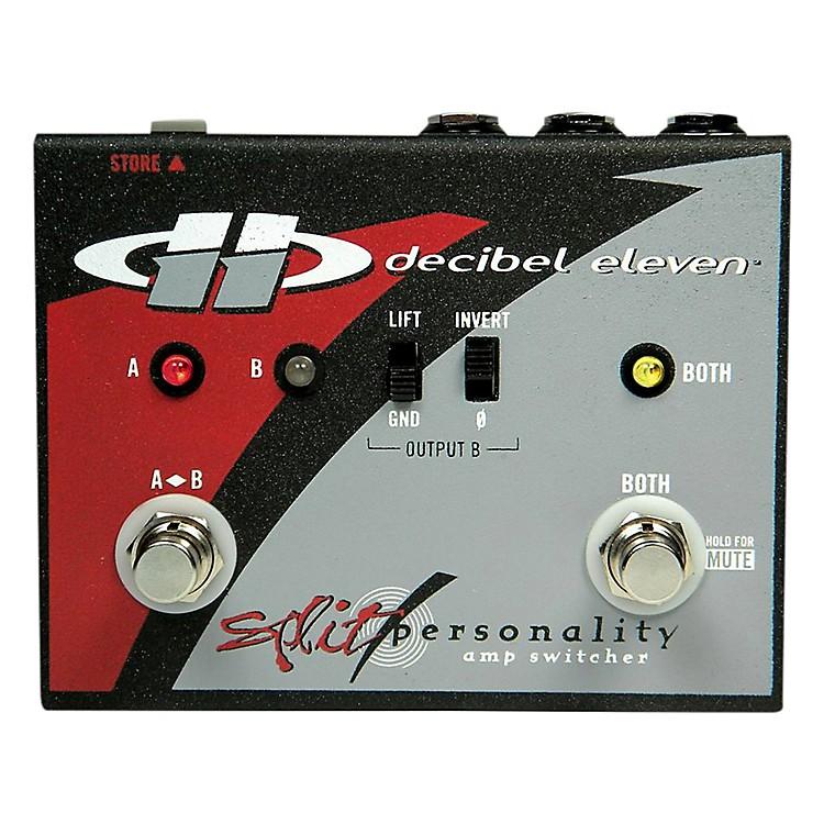 Decibel ElevenSplit Personality Amp Switcher
