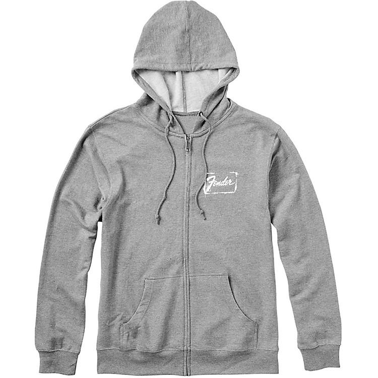 FenderSpraypaint Sweatshirt GrayX Large