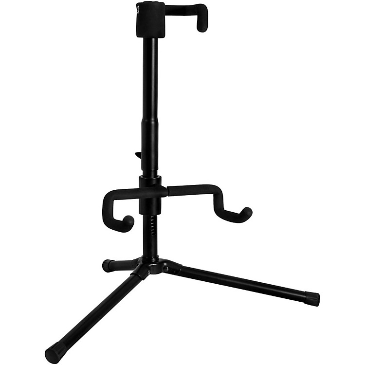 On-StageSpring-Up Locking Guitar Stand