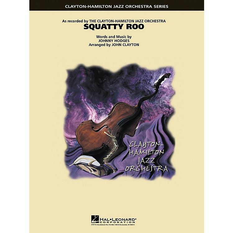 Hal LeonardSquatty Roo Jazz Band Level 5 Arranged by John Clayton
