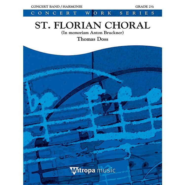 De Haske MusicSt. Florian Choral (Score) Concert Band Level 2.5 Composed by Thomas Doss
