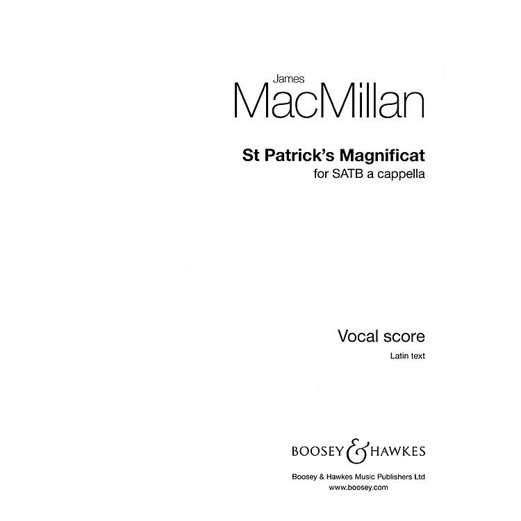 Hal LeonardSt. Patrick's Magnificat (SATB a cappella) SATB a cappella composed by James MacMillan