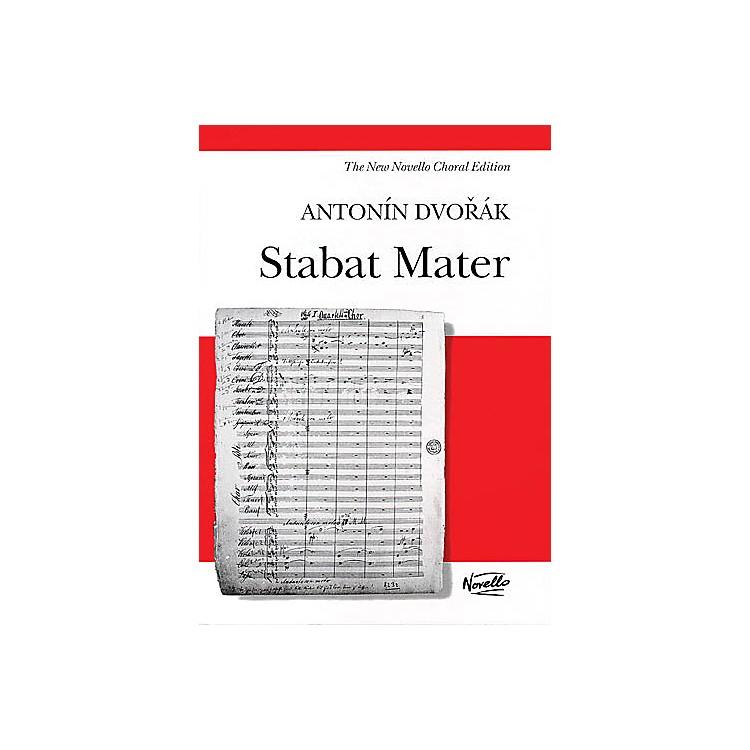 NovelloStabat Mater (Vocal Score) SATB Composed by Antonin Dvorak