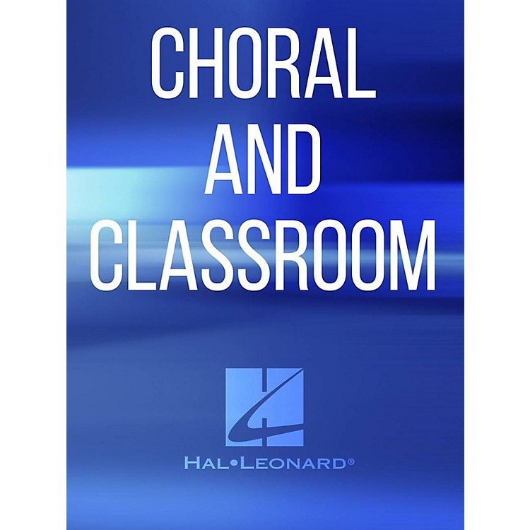 Hal Leonard Stable Song SATB Composed by Don Morris