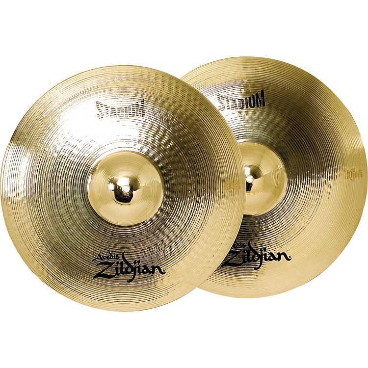 Zildjian Stadium Medium Cymbal Pair 18 in.