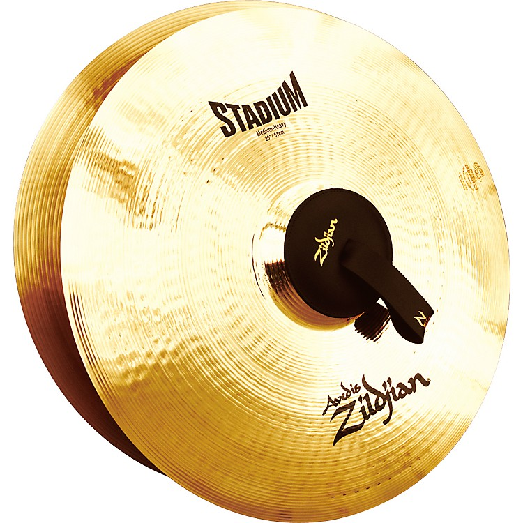Zildjian Stadium Medium Heavy Pairs 20 in.