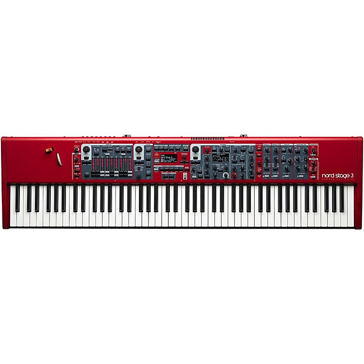Nord Stage 3 88 Red