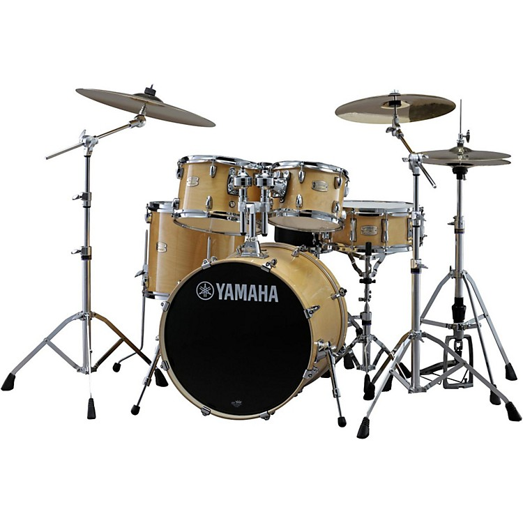 YamahaStage Custom Birch 5-Piece Shell Pack with 20 inch Bass DrumNatural Wood