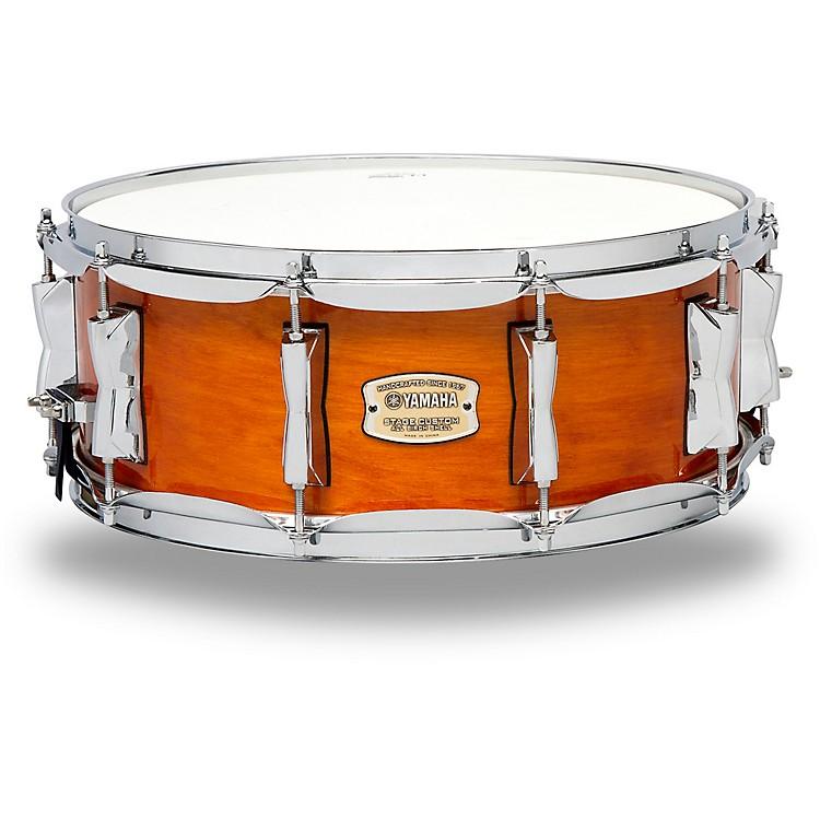 YamahaStage Custom Birch Snare14 x 5.5 in.Honey Amber
