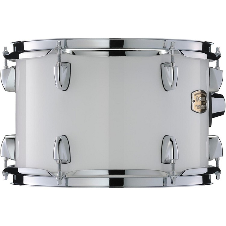 Yamaha Stage Custom Birch Tom 12 x 8 in. Pure White
