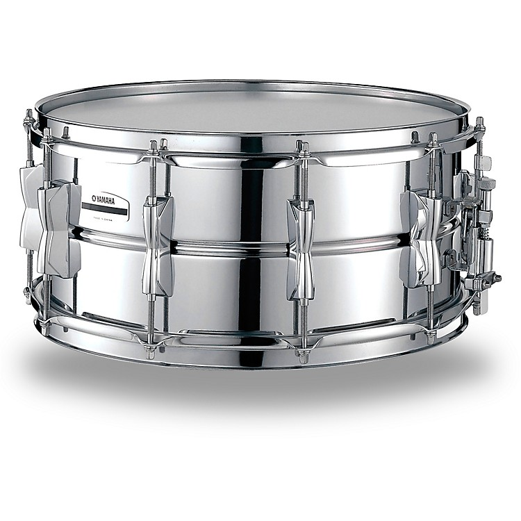 YamahaStage Custom Steel Snare14 x 6.5 in.
