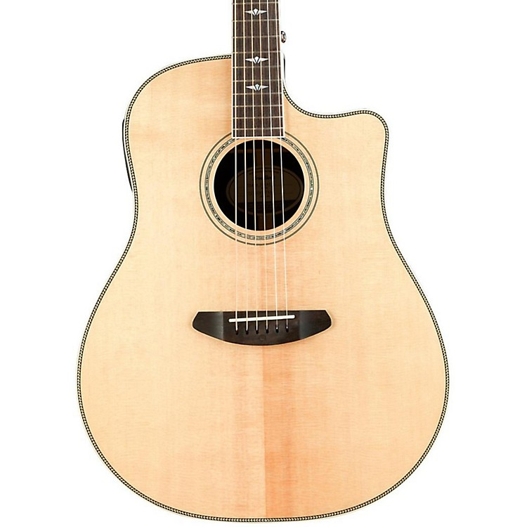 BreedloveStage Dreadnought Acoustic-Electric GuitarNatural