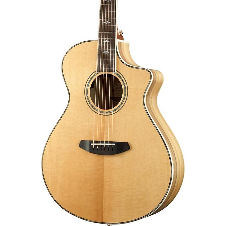 BreedloveStage Exotic Concert CE Sitka Spruce - Myrtlewood Acoustic-Electric Guitar