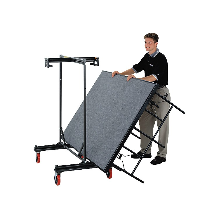 Midwest Folding ProductsStage and Riser Caddy