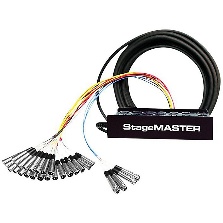 Pro Co StageMASTER SMC Series 28-Channel Snake 100 ft.