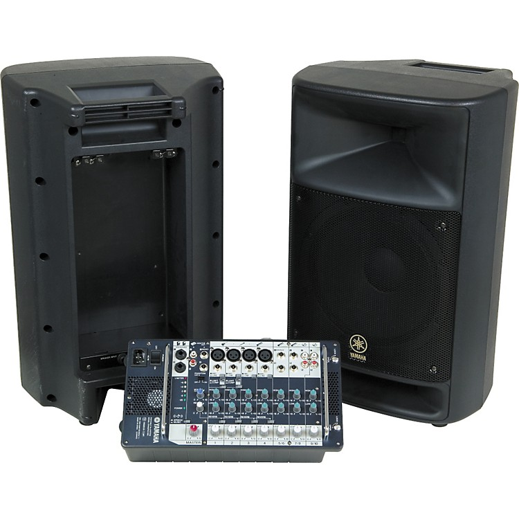 YamahaStagepas 500 Portable PA System